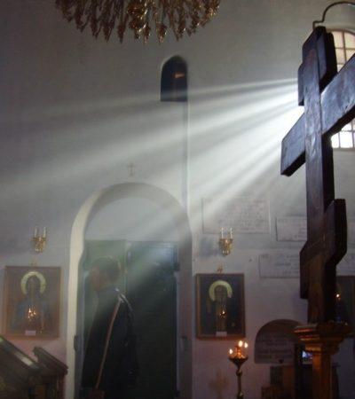 Κυριακή Σταυροπροσκύνησης, Αλεξάνδρου Σμέμαν