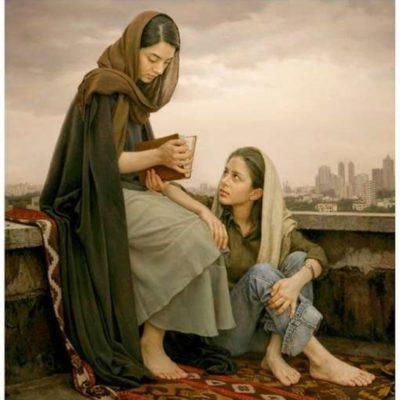 Η προσευχή της δασκάλας