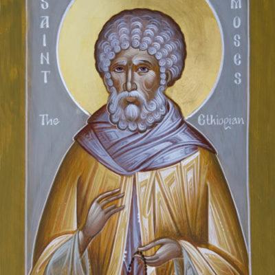 Ο Όσιος Μωυσής ο Αιθίοπας και η δυνατότητα αλλαγής