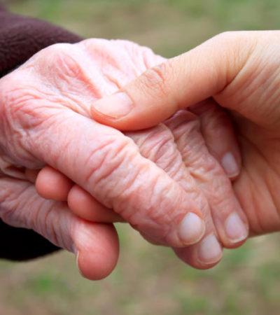 Αλτσχάιμερ . Η εικόνα του Θεού παραμένει