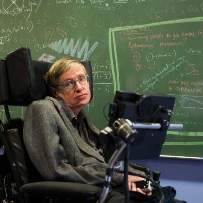 Λέτε… ο Stephen Hawking να πήγε στην κόλαση…;