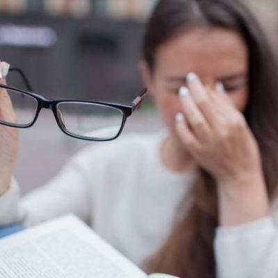 Ο λύχνος του σώματος είναι το μάτι. (Ματθ.6,22). Τι γυαλιά φοράμε;